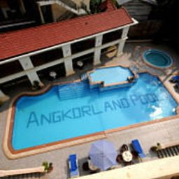 Pool New Angkorland Hotel