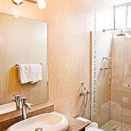 Camera da bagno Luxury Apartment