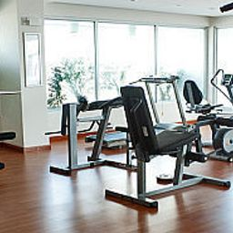 Fitness Luxury Apartment