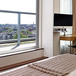 Room with terrace DoubleTree by Hilton Amsterdam Centraal Station Earlier Mint Hotel
