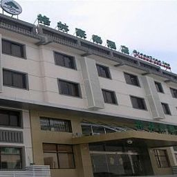 Green Tree Inn Guanqian Yangyuxiang Metro Station Business Hotel Suzhou