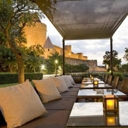 Terrace Hotel du Chateau - Chateaux et Hotels Collection