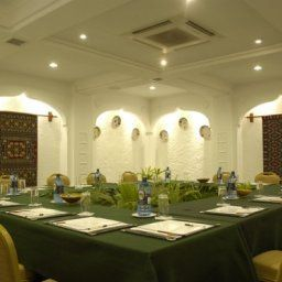 Sala de reuniones Serena Beach Resort and Spa