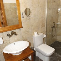 Camera da bagno Nazhan Boutique  Hotel