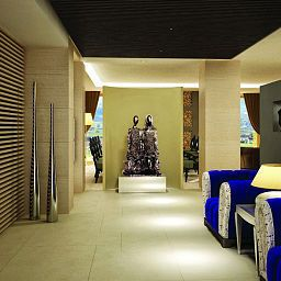 Réception Napura Art & Design Hotel