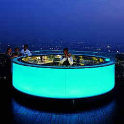 Bar Tower Club at lebua