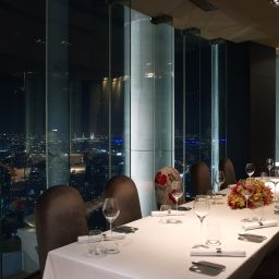 Restaurant Tower Club at lebua