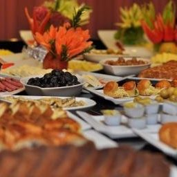Buffet Perula luxury hotel