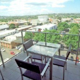 Номер Toowoomba Central Plaza Apartment