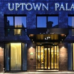 Фасад Uptown Palace Milan MGallery Collection
