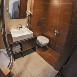 Camera da bagno Boutique Hotel's I Business