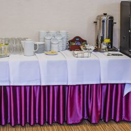 Sala colazione Boutique Hotel's I Business