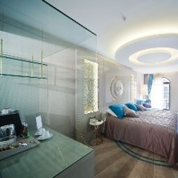 Junior-Suite Sura Hotel Design & Suites