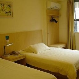 Chambre Jin Jiang Inn Jiaxing Train Station