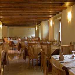Breakfast room within restaurant Silvestro
