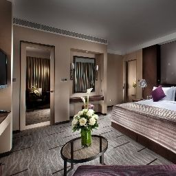Junior-Suite Kempinski Grand & Ixir Hotel Bahrain City