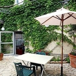 Terrace Le Saint georges Logis