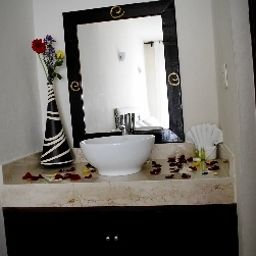 Bathroom White Sand Boutique