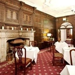 Restaurant Castle Bromwich Hall hotel