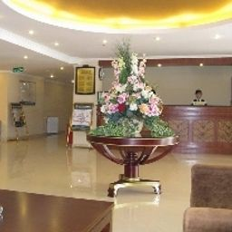 Reception Green Tree Inn Hua Qiang Bei