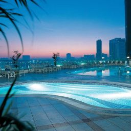 Piscine Hilton Sharjah