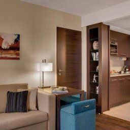 Номер Residence Inn Munich City East