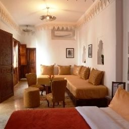 Junior suite Riad Viva
