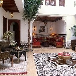 Interior view Riad Viva