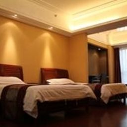 Chambre Great Shanghai International Garden Service Apartment