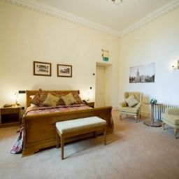 Junior suite Stoke Rochford Hall
