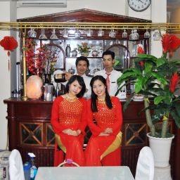 Bar Hanoi Rose Hotel