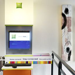 Wellness/Fitness ibis Styles Paris Maine Montparnasse  (ex all seasons)