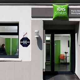 ibis Styles Paris Maine Montparnasse  (ex all seasons)