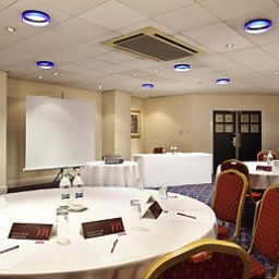 Conference room Mercure Bolton Georgian House Hotel