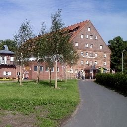 Exterior view Am Kietzspeicher Ferienappartments