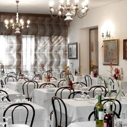 Breakfast room within restaurant Miramonti
