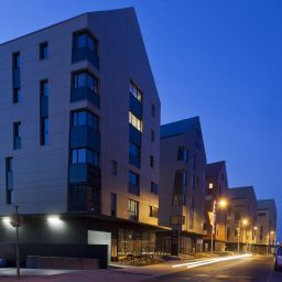 Vista exterior All Suites Appart Hotel Dunkerque