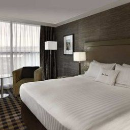 Номер DoubleTree by Hilton Hotel Newcastle International Airport