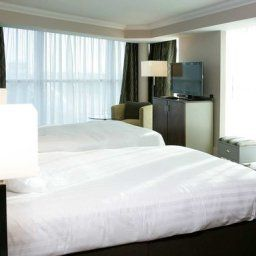 Chambre DoubleTree by Hilton Hotel Newcastle International Airport