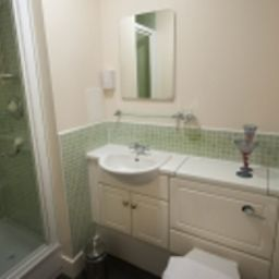 Camera da bagno Playhouse Apartments Edinburgh