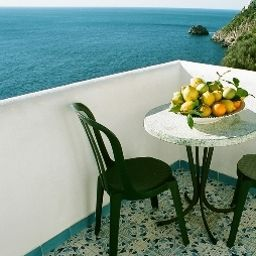 Camera con balcone Locanda Costa Diva