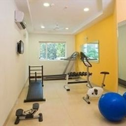 Fitness room Ginger Indore