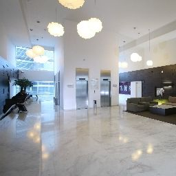 Reception Stadiia Suites