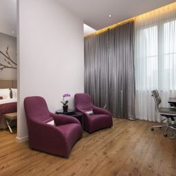 Suite Wyndham Grand Potsdamer Platz