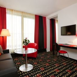 Junior suite angelo Munich Westpark