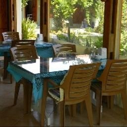 Breakfast room within restaurant Armina Hotel