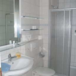 Camera da bagno Ahrtalapartments