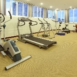 Fitness room Sanouva Hotel Fotos