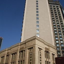 Vista exterior International Hotel - Dalian