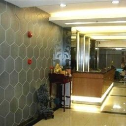 Hall Gee Tai Hotel Shanghai Train St